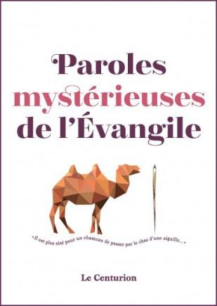 Paroles mystérieuses de l'Évangile