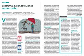 Le journal de Bridget Jones version catho