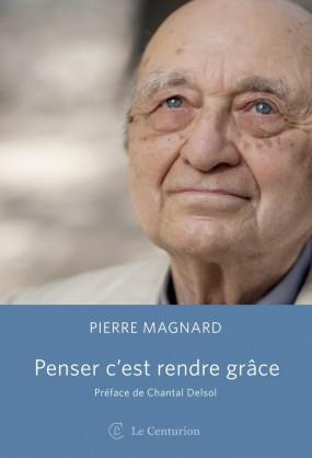 Pierre Magnard Penser c'est rendre grâce Radio Courtoisie Guillaume Tanouarn